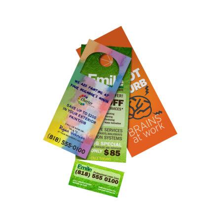 4.25x11 Rip Card Door Hangers