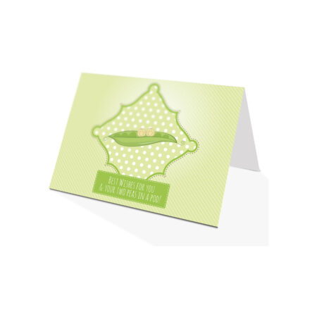 Greeting Cards: 10x7 14pt Natural Stock