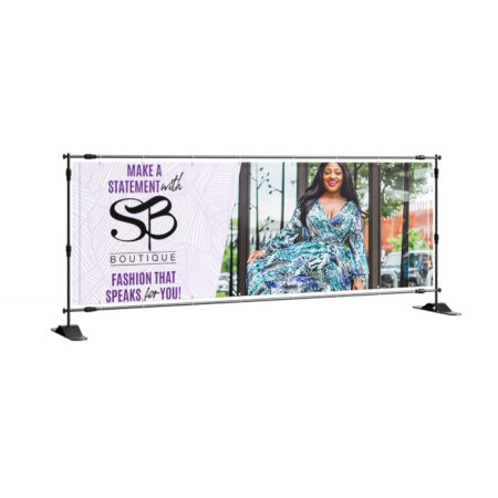 Full Color Outdoor Vinyl Banner