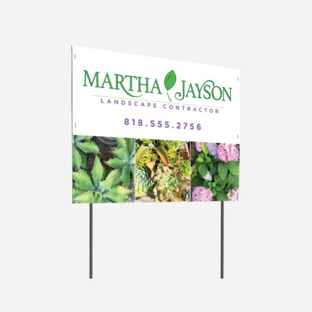 18x12 Yard Signs (3-5 Days)